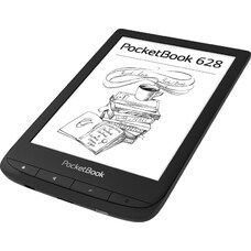 "Электронная книга PocketBook 628  6"" E Ink®Carta™, Black"