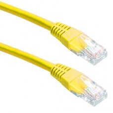 0.5m, FTP Patch Cord  Yellow, PP22-0.5M/Y