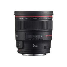 Prime Lens Canon EF 24mm f/1.4L II USM