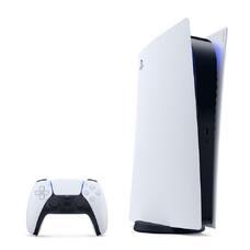 Игровая консоль SONY PlayStation 5, White
