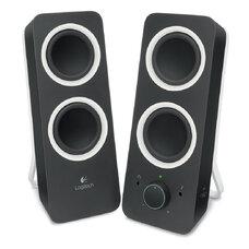 Аудио-колонки Logitech Z200, Black