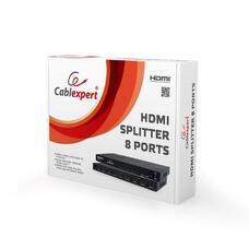 Splitter HDMI 8 ports - Cablexpert - DSP-8PH4-03, HDMI splitter, 8 ports