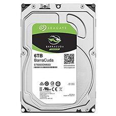 "3.5"" HDD 6.0TB-SATA-256MB Seagate ""Barracuda (ST6000DM003)"""