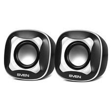 "Speakers  SVEN ""170"" Black/White, 5w, USB power"