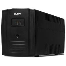 SVEN Pro 1000 (USB), Line-interactive UPS with AVR, 1000VA /720W