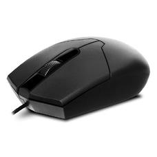 Мышь оптическая SVEN RX-30, 1000 dpi, USB, 2m, Black