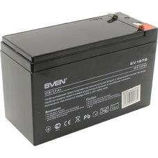 SVEN SV1272, Battery 12V 7.2AH