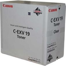 Toner Canon C-EXV19 Clear Canon imagePRESS C1/C1+
