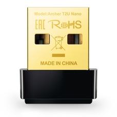 USB Wi-Fi адаптер AC600 TP-LINK Archer T2U Nano