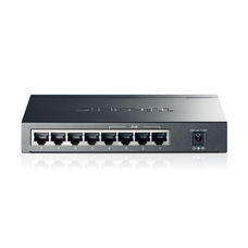 Гигабитный POE коммутатор 8-port TP-LINK TL-SG1008P, Metal Case