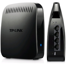 Wireless Router TP-LINK TL-WA890EA, N600 Universal Adapter, 2.4GHz and