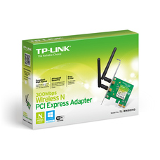USB Wi-Fi адаптер TP-LINK TL-WN881ND, 300Mbps