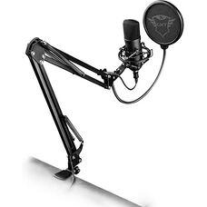 Микрофон Trust Gaming GXT 252+ Emita Plus Streaming Microphone