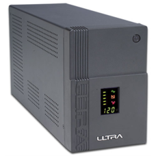UPS Online Ultra Power 10 000VA, w/o  batteries, metal case, LCD display 3