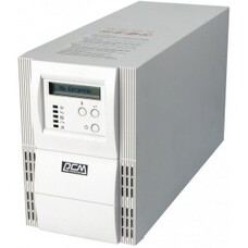 UPS PowerCom VGD-1000A On-Line, LCD