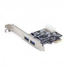 PCI адаптер USB3.0 2-порта UPC-30-2P