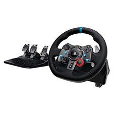Геймерский руль  Logitech Driving Force Racing G29 для PC и Playstation 3-4