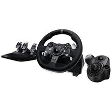 Wheel Logitech Driving Force Racing G920 for Xbox One and PC -      https:/
