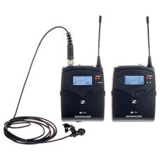 Wireless Microphone set Sennheiser EW 112P G4 B