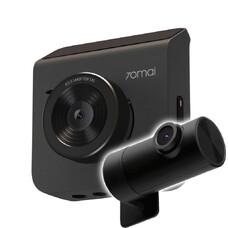 Видео регистратор Xiaomi 70mai A400 Dash Cam with RC09 Rear cam, Gray